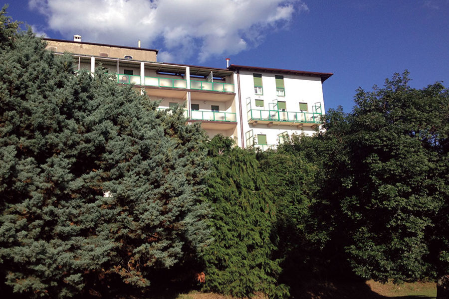 GRAND HOTEL VALLOMBROSA Saltino