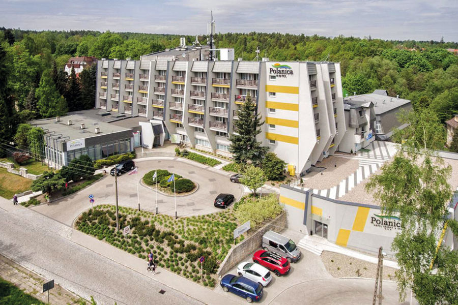 HOTEL POLANICA RESORT & SPA Polanica-Zdrój