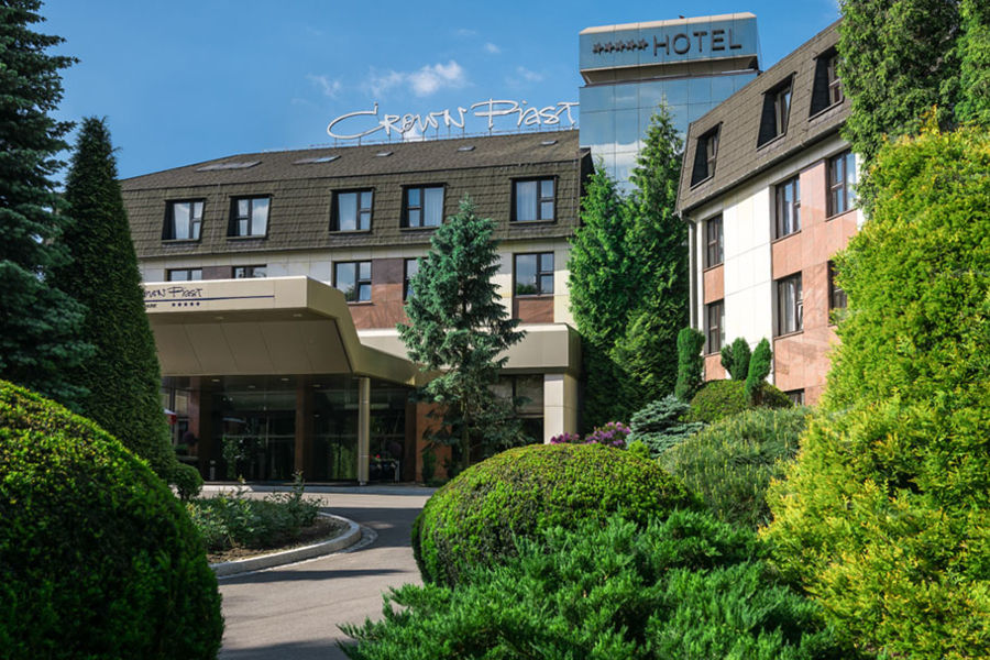 CROWN PIAST HOTEL & SPA Cracovia
