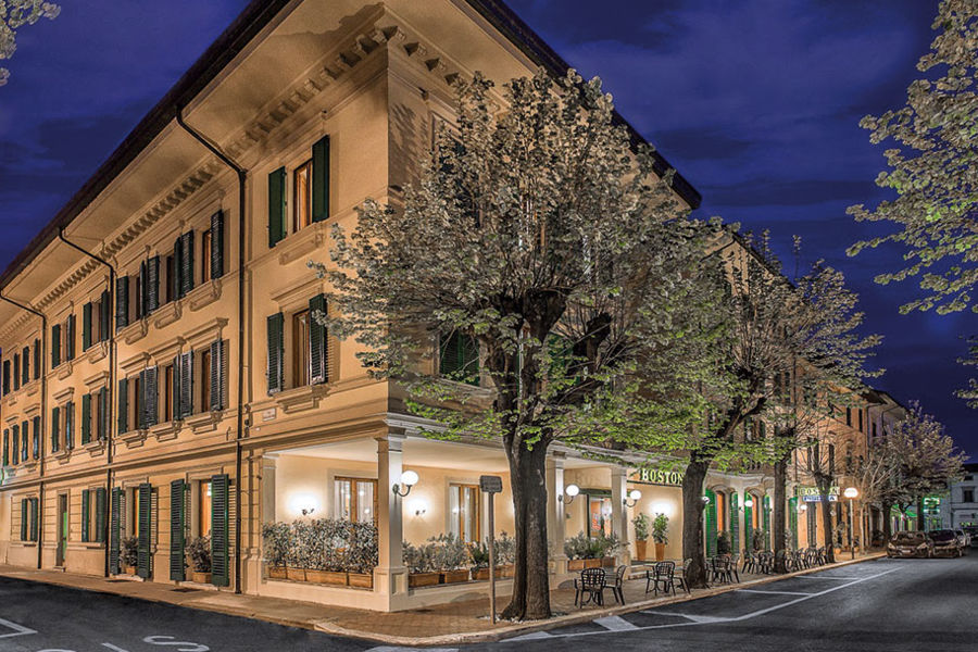 HOTEL BOSTON Montecatini Terme