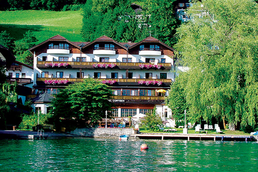 HOTEL CORTISEN AM SEE (ADULTS ONLY) Sankt Wolfgang Im Salzkammergut