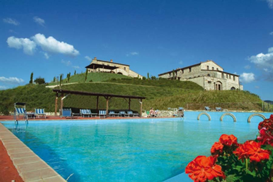 AGRIHOTEL IL PALAGETTO Volterra