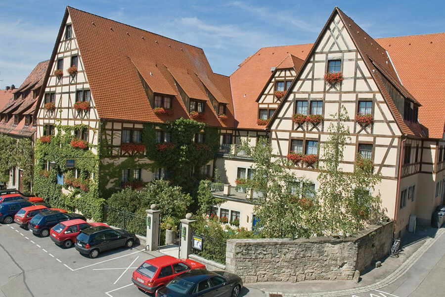 PRINZHOTEL ROTHENBURG Rothenburg O.D. Tauber
