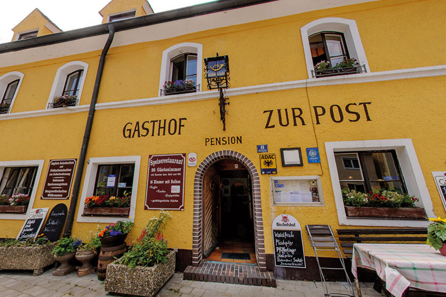 GASTHOF ZUR POST Falkenstein