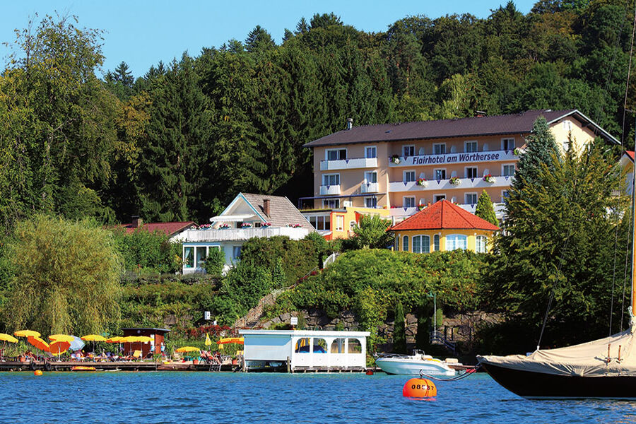 FLAIR HOTEL AM WÖRTHERSEE Velden-Auen